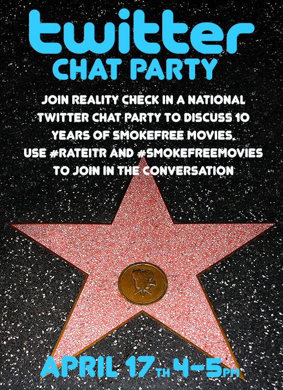 Twitter Chat Party Draft