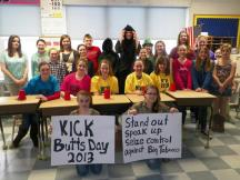 Kick Butts Day 2013