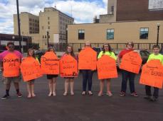 Central NY RC raising awareness about how tobacco discounts promote youth smoking